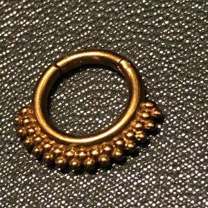 BVLA KOLO Rose Gold *CLICKER* 16g (5/16)